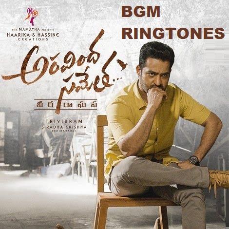 Aravinda Sametha BGM Ringtones