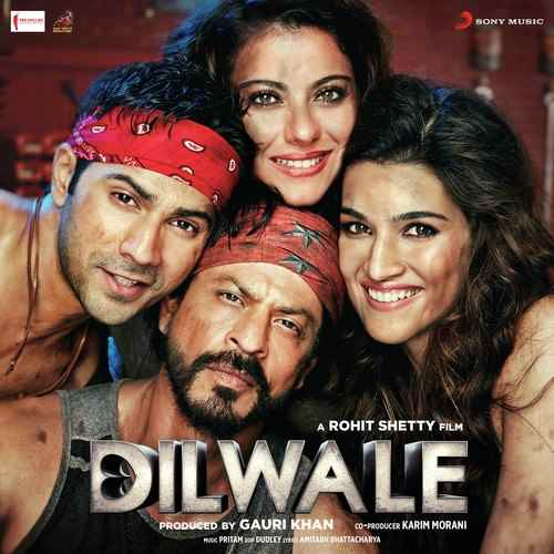 Dilwale Hindi ringtones for mobile