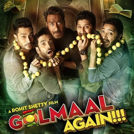 Golmaal Again Ringtones