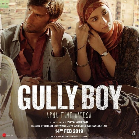 Gully Boy Ringtones