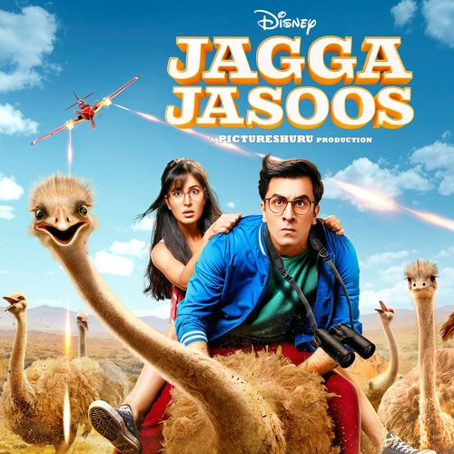 Jagga Jasoos Ringtones