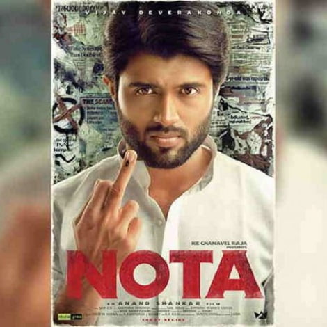 NOTA Ringtones Tamil