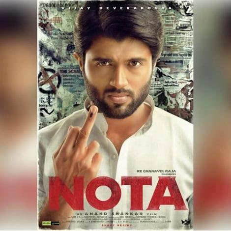 Vijay Devarakonda's NOTA Ringtones Telugu