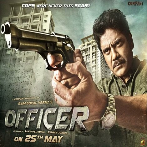 RGV Nagarjun's Officer Ringtones