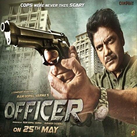 RGV Nagarjun's Officer Ringtones