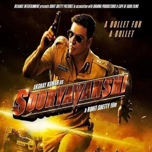 Sooryavanshi Hindi Ringtones
