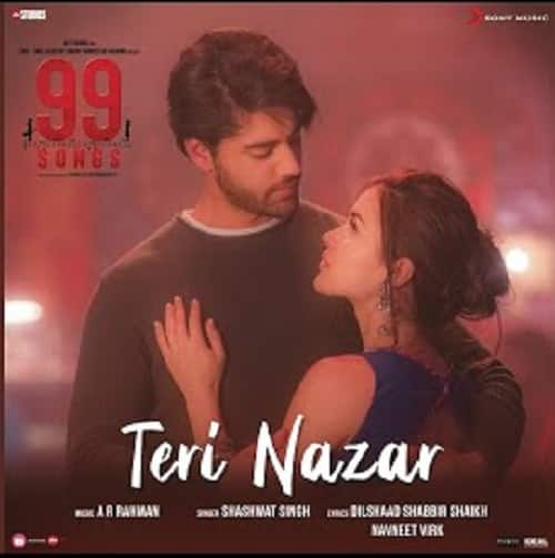 Teri Nazar -A R Rahman Ringtones