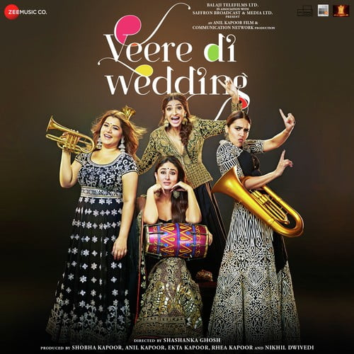 Veere Di Wedding Ringtones