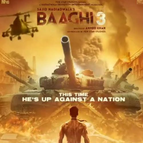Baaghi 3 Hindi Ringtones