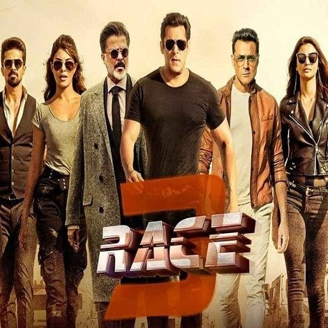 Salman Khan's Race 3 Ringtones
