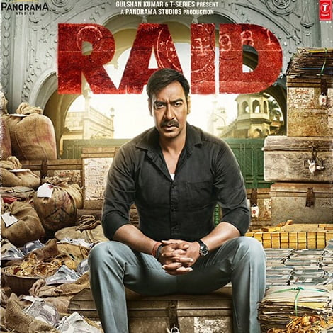 Ajay Devgn's Raid Ringtones