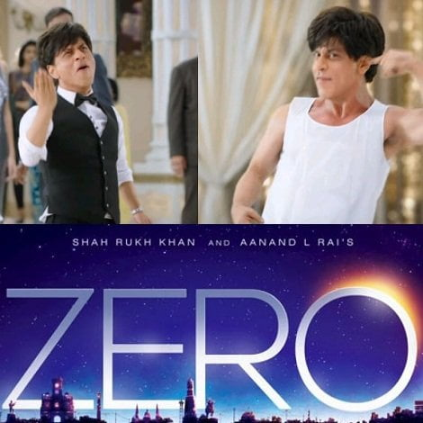 SRK ZERO Movie Ringtones