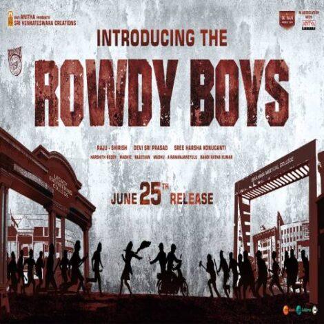 Rowdy Boys Ringtones Bgm Download 2021