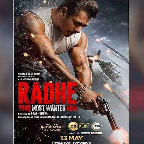 Salman Khan Radhe Ringtones Bgm Download