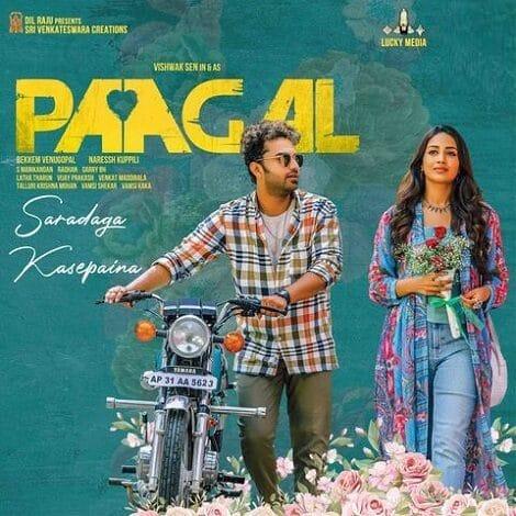 Vishwak Sen Paagal Ringtones Bgm Download 2021